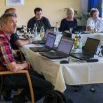 1. Power Pivot-Tag, 2014, Masserberg, Dominik Petri, Lars Schreiber