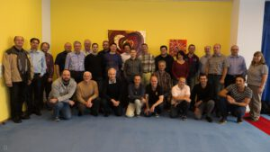 3. VBA-Entwicklertage, Masserberg, Lars Schreiber