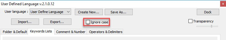 M is case sensitive: Don't ignore case in Power Query