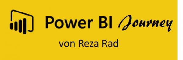 Die Power BI Journey von Reza Rad