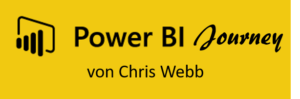 Die persönliche Power BI Journey von Chris Webb (in English as well)