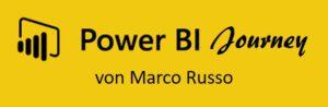 Die persönliche Power BI Journey von Marco Russo (in English as well)