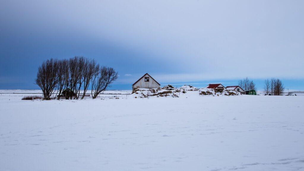 Island im Winter 2018, nahe Seljalandsfoss, Power Pivot, Power BI Desktop