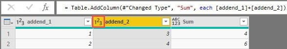 Correct types lead to correct results, Power Query, Power BI